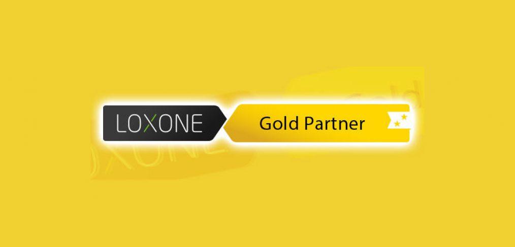 imagen Eficom Loxone Gold Partner